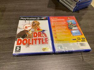 Dr Dolittle PS2 Versiegelt Neu IN Spanisch Verschlossen Neu