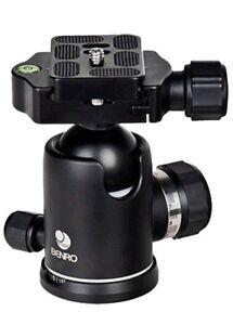 Destockage-40-BENRO-V3-Tete-Rotule-Friction-extra-Fluide-Capacite-35-kg