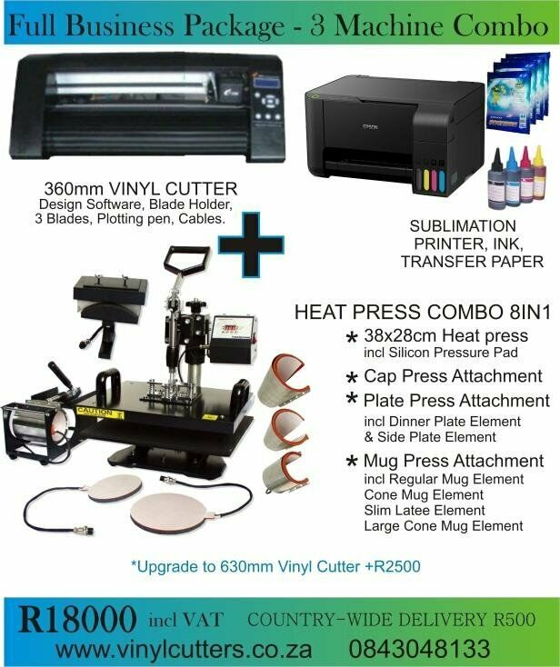 Start Up Printing Business Packages