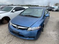 2010 Honda Civic just in for parts at Pic N Save! Hamilton Ontario Preview