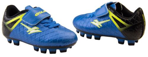 Boys GOLA BLADE Football Boots Astro Turf Studs Kids Sports Trainers Sz Size 7-6