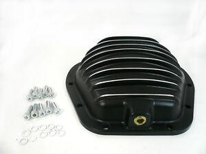Black-Aluminum-Dana-60-Front-Rear-Differential-Cover-10-Bolt-Ford-F250-F350