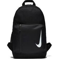 2825d6021d5a item 3 Nike Academy Team Backpack Unisex Black Rucksack Bag Travel School  Gym Football -Nike Academy Team Backpack Unisex Black Rucksack Bag Travel  School ...