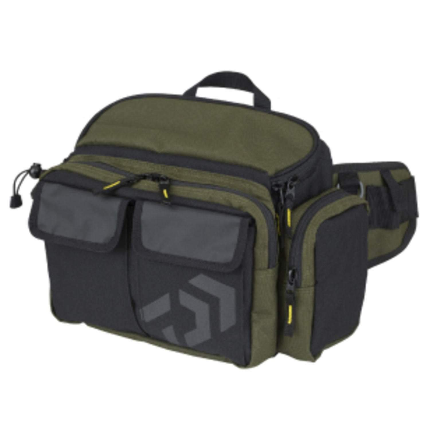 NEW DAIWA HIP BAG (C) Olive Waist Pouch from japan