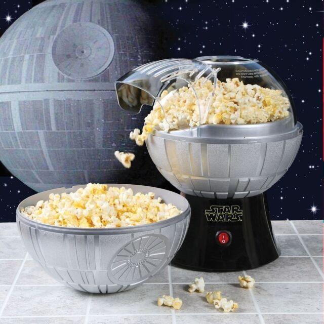 Pangea Star Wars Machine Make Popcorn Design Death Star 1100W