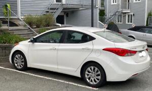 2013 Hyundai Elantra P