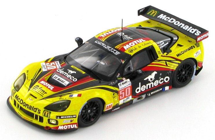 Corvette C6 ZR1  50 Le Mans 2012 1 43 - S3733