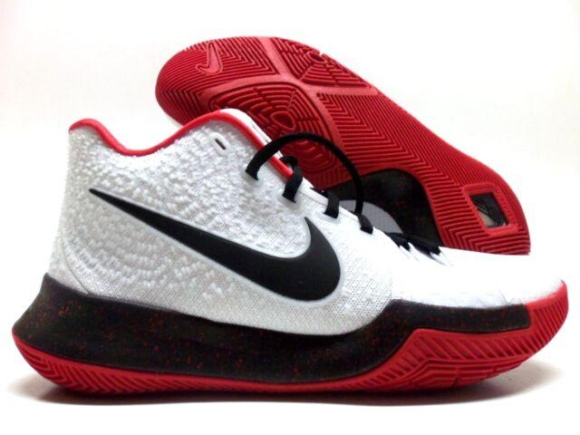 sale retailer 98567 12f85 Nike Kyrie 3 ID Black-yellow Sz 13 Speckle Aq8767-991
