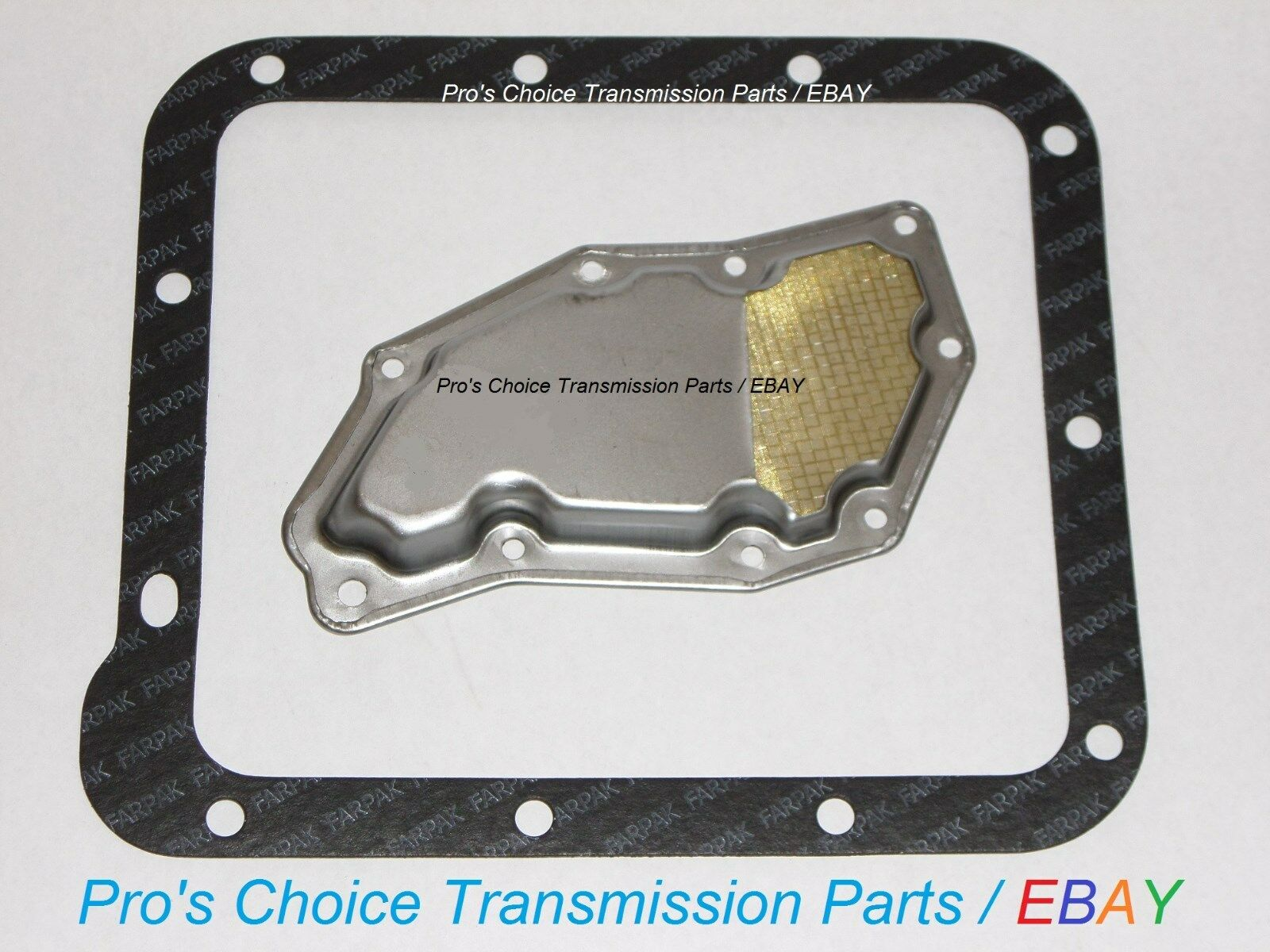 C-4 Filter Kit-with Duraprene Gasket--Fits 1973 to 1977 Ford Bronco /& 4x4 Trucks