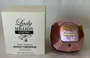 Paco-Rabanne-Lady-Million-Empire-Edp-80ml-2-7oz-For-Women-NIB-100-Original-T