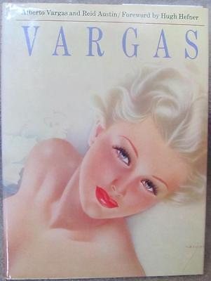 1984 Vargas by Alberto Vargas & Reid Austin Foreward by Hugh Hefner Hardbound
