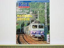 Revue RAIL PASSION 128 - Centenaire Gare Metz Inventaire 2008 Perpignan 140 C 27