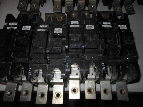 Heinemann Eaton GJ1P-Z8-4 400A Circuit Breaker GJ1P-H99-M-A-DU 2 Pole 400 Amp