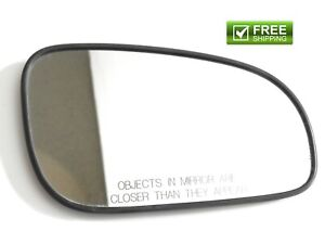 WING MIRROR GLASS HEATED WIDE ANGLE HEATED RIGHT VOLVO S80 2006