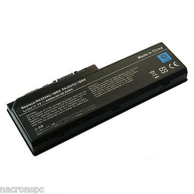 BATTERIE PA3536U Toshiba P200 P205 P300 Equium L350D-11D Satellite L355 4400 mAh