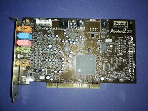 Scheda Audio interna per Computer Pc Audigy Sound Blaster Audigy 2 ZS sb0350