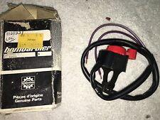 SKI-DOO KILL SWITCH 410-1055 Alpine Elan Mini Z-------- - BOMBARDIER Quality NOS
