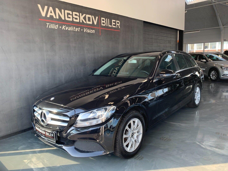 Mercedes C200 d 2,2 Business stc. aut. 5d - 299.895 kr.