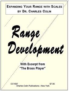 Acheter Pas Cher Range Development With Scales By Dr. Charles Colin - Charles Colin Publications Un Enrichit Et Nutritif Pour Le Foie Et Les Rein