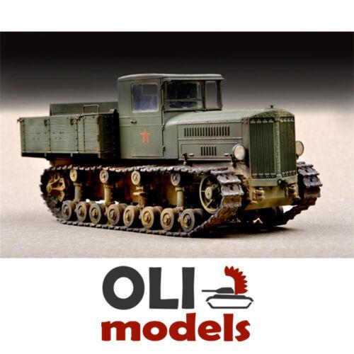 1/72 Soviet KhPZ KOMINTERN Artillery Tractor/Prime Mover - Trumpeter 07120