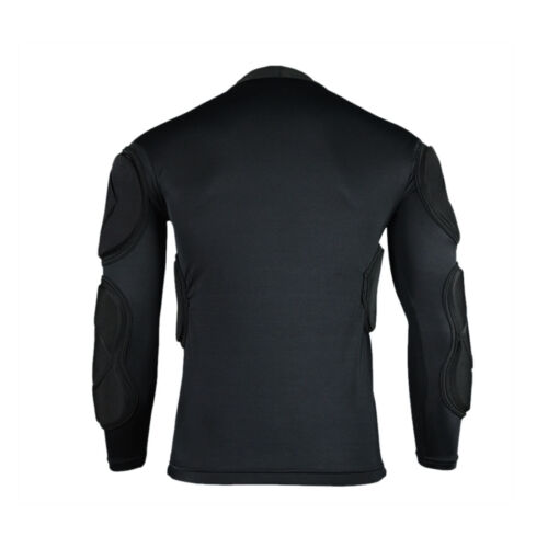 Nouveau Hommes Soccer Football Gardien De but Pantalon long jersey Sports Shirts Tops Set