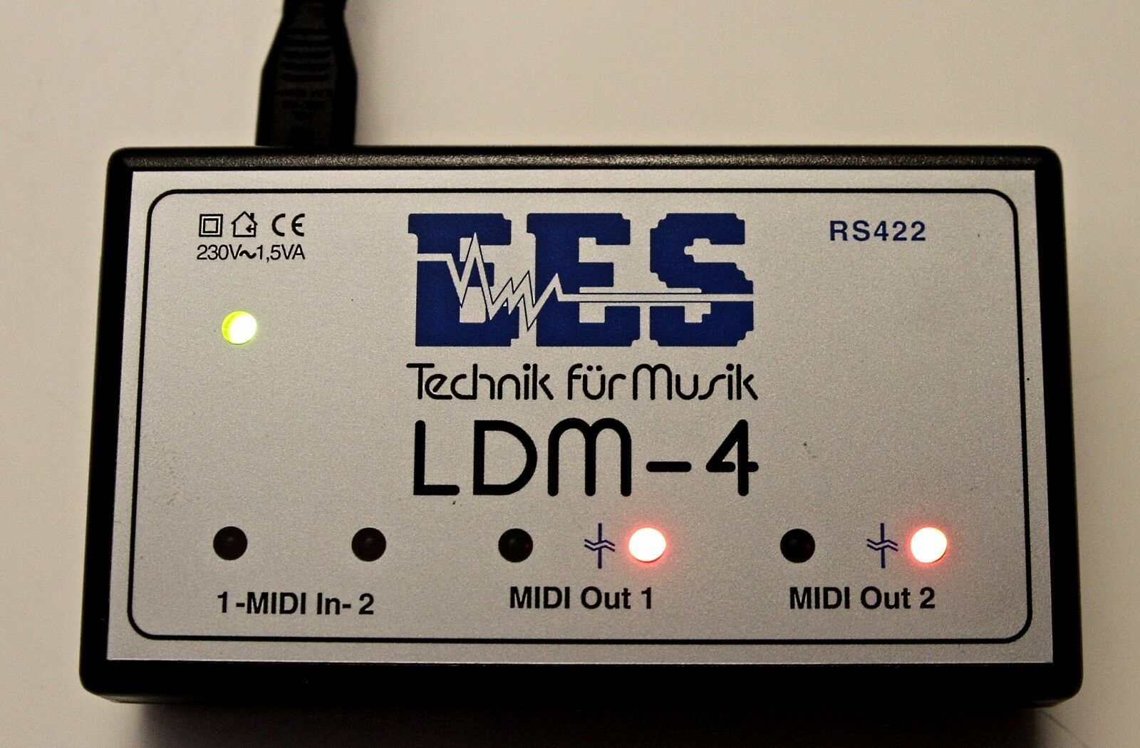 MIDI Controller EES LDM-4 RS422