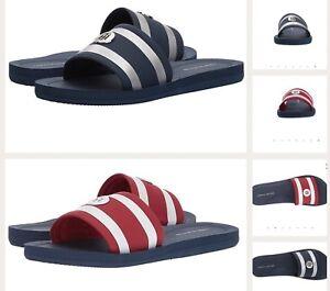 888681f6 Tommy Hilfiger Women's Slide Sandal Flip Flop Slipper MOREY-C Size 6 ...