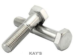 5 pk. M6-1.00 x 150mm A2 Stainless Steel Socket Head Cap Screw