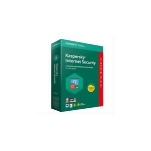 Kaspersky 2018 Internet Security Multidevice 10 licencias