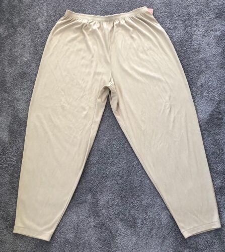 Sz kaki con pantaloni Nuovi 413 vita Fashions elastica 6x Pfi qUR0xRI5