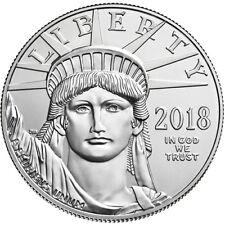 ON SALE! 2018 1 oz American Platinum Eagle Coin (BU)