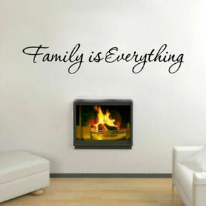 Family-is-Everything-Vinyl-Wall-Sticker-Art-Mural-Decals-for-Bedroom-Home-Decor