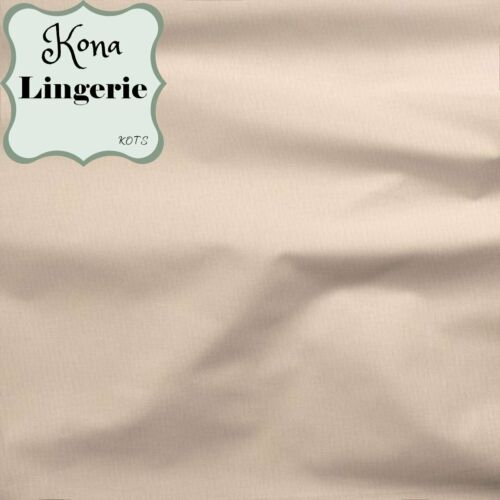 Kona Solids ~ Lingerie K001-843 Solid Fabric