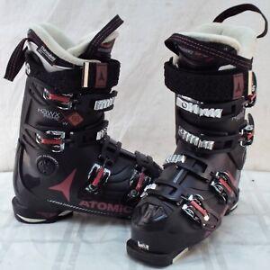 quality design 934de b49e1 Details about Atomic Hawx Prime 90 Used Women's Ski Boots Size 23.5 #633665