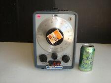 Hp Model 200ab Audio Oscillator From Mcdonnell Douglas Untested