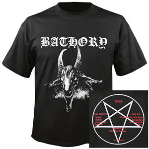 BATHORY-The-goat-T-Shirt