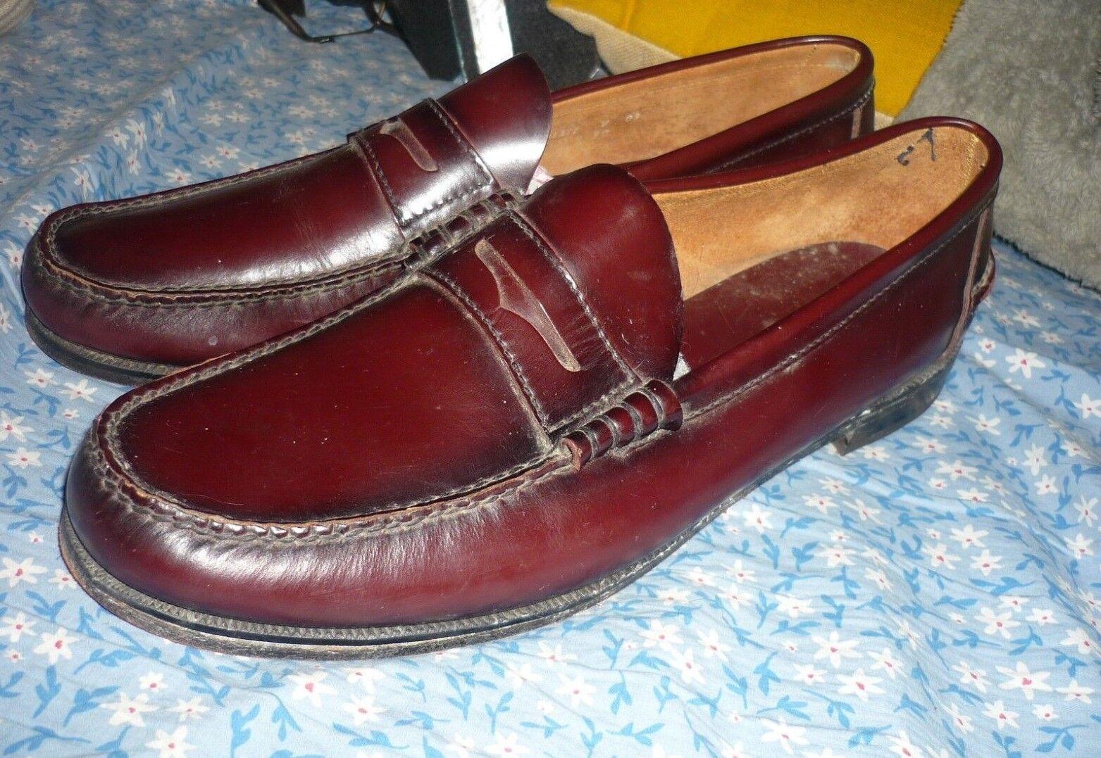 Florsheim Men's SZ 15 shoes Leather Penny Loafer   excellent