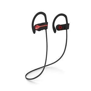 best sneakers 3dc51 a918f Details about SENSO Bluetooth Headphones, Best Wireless Sports Earphones  w/Mic IPX7 Waterpr...