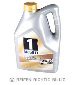 Mobil-1-FS-0W-40-5-Liter-5L-MB-229-3-229-5-VW-505-00-Motoroel-Motorenoel