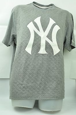 Gehorsam Mlb New York Yankees Red Jacket M Herren Grau T-shirt Dick Kurzärmeliges T-shirt In Den Spezifikationen VervollstäNdigen Baseball & Softball Fanartikel
