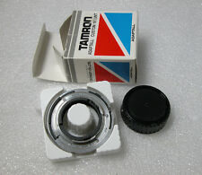 Genuine Tamron NIKON  Ai-E lens mount adapter. Made in Japan ( + BOX )