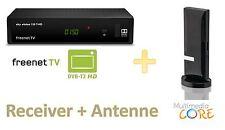 Sky Vision DVB-T2 / freenet TV Receiver 150 T HD + Philips Zimmerantenne HDTV