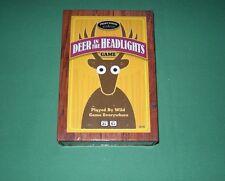 Deer In the Headlights Card Game
