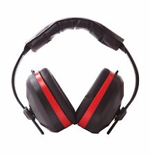Portwest PW43 Comfort Ear Protector Defenders Muffs SNR 32db