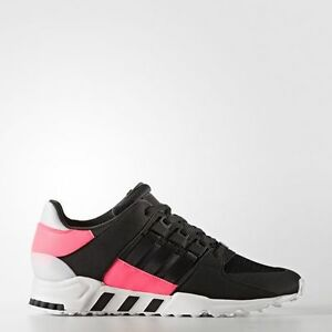3c700f3771d7 NEW MEN S ADIDAS ORIGINALS EQT SUPPORT RF SHOES  BB1319  BLACK BLACK ...