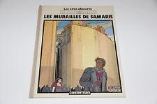Les Cités obscures T1 Les murailles de Samaris 1A / Schuiten / Peeters // Humano