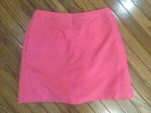 EP-Pro-Women-039-s-Pink-Golf-Skort-Skirt-Size-8