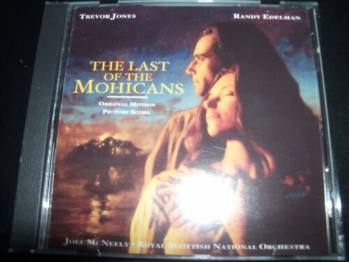 1 of 1 - Last Of The Mahicans Original Score Soundtrack CD
