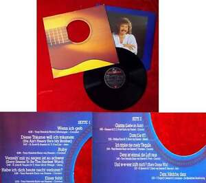 LP Wolfgang Petry: Zweisaitig (Hansa 200 782-315) D 1979