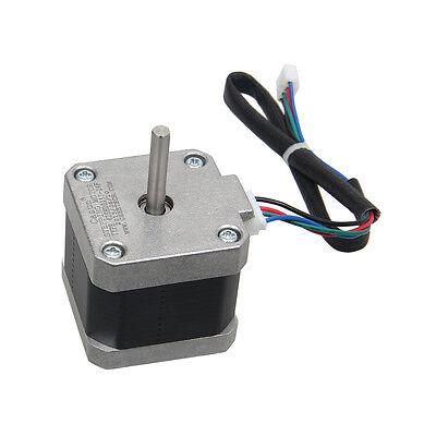 2 Phasesshaft-reversedNema 17 steppermotor for RepRap CNC 3d printer
